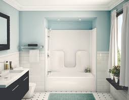 Homax Tub And Tile Refinishing Kit Canada by Bathtubs Beautiful Bathtub Shower Walls Inspirations Simple