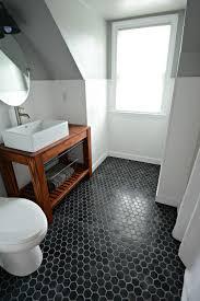 ideas for bathroom floors 30 ideas on using hex tiles for bathroom floors