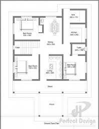 beautiful single floor plan designed to be built in 111 square