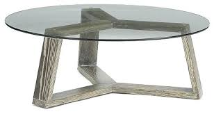 round glass top coffee table with metal base round glass coffee table jsaunion info