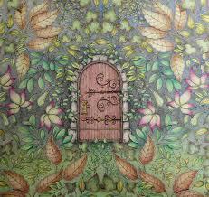 passion pencils secret garden colouring book 5