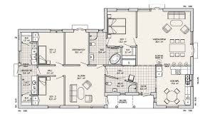 modern houses floor plans plans one floor single storey house designs building plans