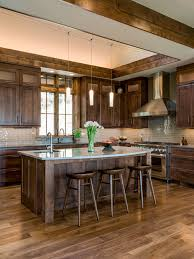 Rustic Kitchen Countertops by Best 70 Rustic Kitchen With Quartz Countertops Ideas U0026 Decoration