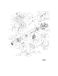 580 327181 Craftsman 7500 Watt Ac Generator