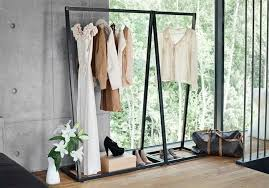 bedroom clothes 12 superb bedroom clothes rack designs rilane