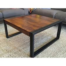 Overstock Sofa Table by Reclaimed Solid Seesham Wood Coffee Table India Overstock Com