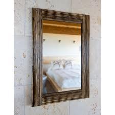 custom etched mirrors beach bathroom mirror tropical designs and