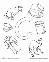 letters of the alphabet coloring pages education com