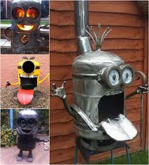 Make A Firepit How To Make A Minion Firepit Pictures Photos And Images For