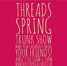 Sheryl Stringer by Threads Spring Trunk Show Yoga Heart Studio Yoga Heart Studio