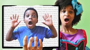 shiloh u0027s stuck in a book shiloh and shasha onyx kids youtube