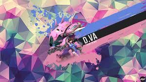 wallpaper overwatch overwatch d va wallpaper by nvaderpt on deviantart