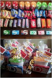 snack packs for employees of the month creations