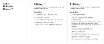 att home phone plans everything you need to know about the at t unlimited plan imore