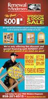 Patio Doors Sale by Window And Door Sale Renewal By Andersen Hayward Ca