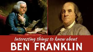 biography facts about benjamin franklin benjamin franklin 7 interesting facts from the biography of the