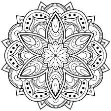 mandala coloring pages free download mandala coloring