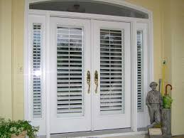 patio doors sliding french doors with built in blinds glass