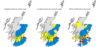 2016 Election Prediction Map by United Kingdom Local Elections 2017 Wikipedia