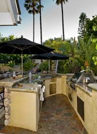 back yard kitchen ideas exterior design backyard kitchen designs with patio furniture and