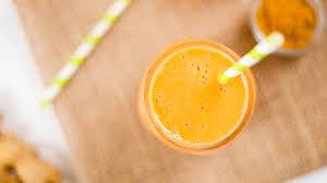 outrageous orange smoothie healthy af tastemade