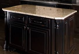 Kitchen Island With Granite Countertop Stone Countertop Installers Kenosha Wisconsin Granite Kitchen