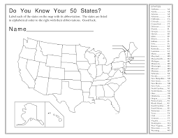us map fill in states of us with abbreviations maps buckets list of us