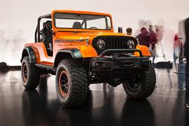 sema jeep 2016 mopar launches modern v 8 crate engine kits for classic muscle