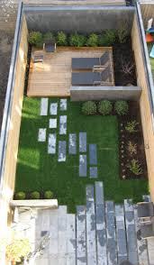 City Backyard City Beautiful Carpentry Teak Fence And Backyard Garden Deck