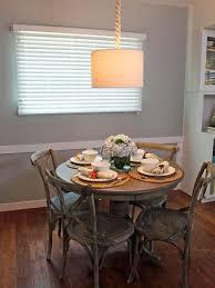 photos hgtv small coastal dining room table loversiq