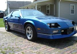 5th camaro for sale hemmings find of the day 1989 chevrolet camaro iro hemmings daily
