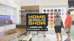 home show nov 17 19 2017 u2022 broward county convention center youtube