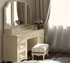 Mirror Vanity Furniture Vanity Cosmetic Table With Mirror 3d Cgtrader
