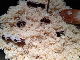cuisine riz riz pilao de zanzibar papa en cuisine