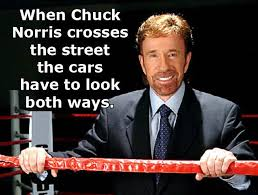 Chuck Norris Meme - chuck norris crosses the street chuck norris facts know your meme