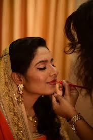 makeup artist in pooja menon makeup artist in trivandrum indian wedding