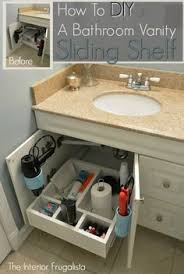 Bathroom Vanity Storage Organization Sink Storage Smart Ways To Organize The Space