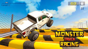 monster truck car racing games car racing games monster truck racing 3d gameplay android free