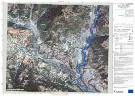 Maps Nepal by Copernicus Emergency Management Service Copernicus Ems Mapping