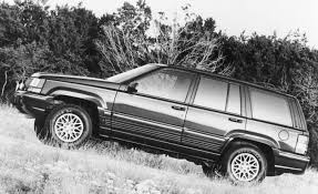 first jeep cherokee jeep heritage 1993 1995 jeep grand cherokee zj the jeep blog
