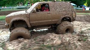 muddy truck mud bogging in tennessee travel channel