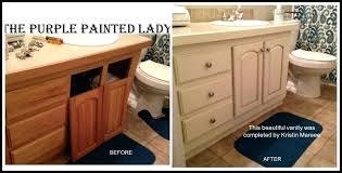 paint bathroom vanity ideas painting bathroom vanity before and after best painting bathroom
