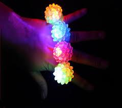 led light up toys wholesale best quality wholesale box flashing led light up toys bumpy jelly