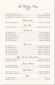 church wedding program sle church programs for order of service best 25 wedding church