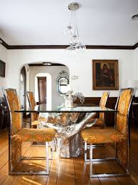 Dining Room Glass Tables Glass Table Bases Houzz