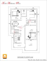 House Plans Under 100k by Design Kerala Home Design 1000 Sq Ft House Plans 3 Bedroom Bedroom