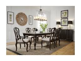 rectangular dining room tables with leaves liberty furniture chesapeake relaxed vintage rectangular dining