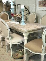 dining table country round dining table country chic dining