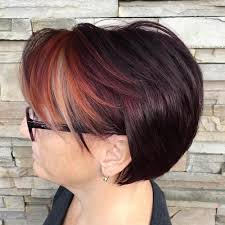 edgy and elegant haircuts for women over 50