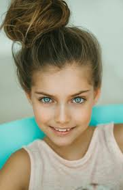 Hairstyles For 11 Year Olds 11 Year Old Evelyn Specialties Great Emotions And Connection To